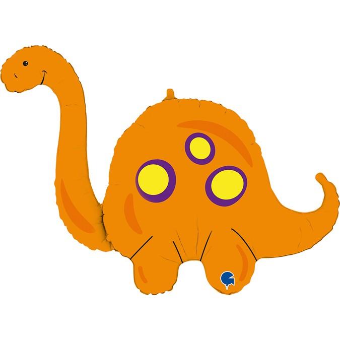 Balão Brontosaurus 44 Ean :8050195720223