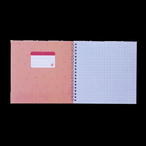 Kit Scrap Book - Nossa História de Amor -  01 unidade