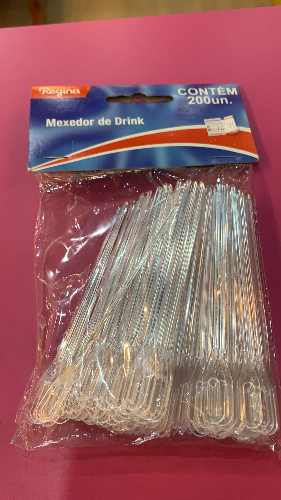 Mexedor de Drink / Café / Docinho 10 x200 un