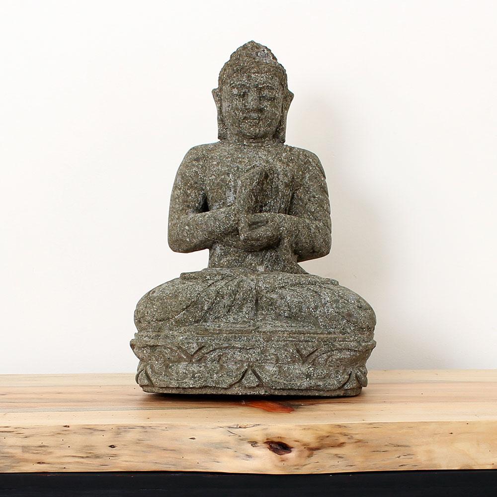 Estátua Buda Chakra 47cm ST57