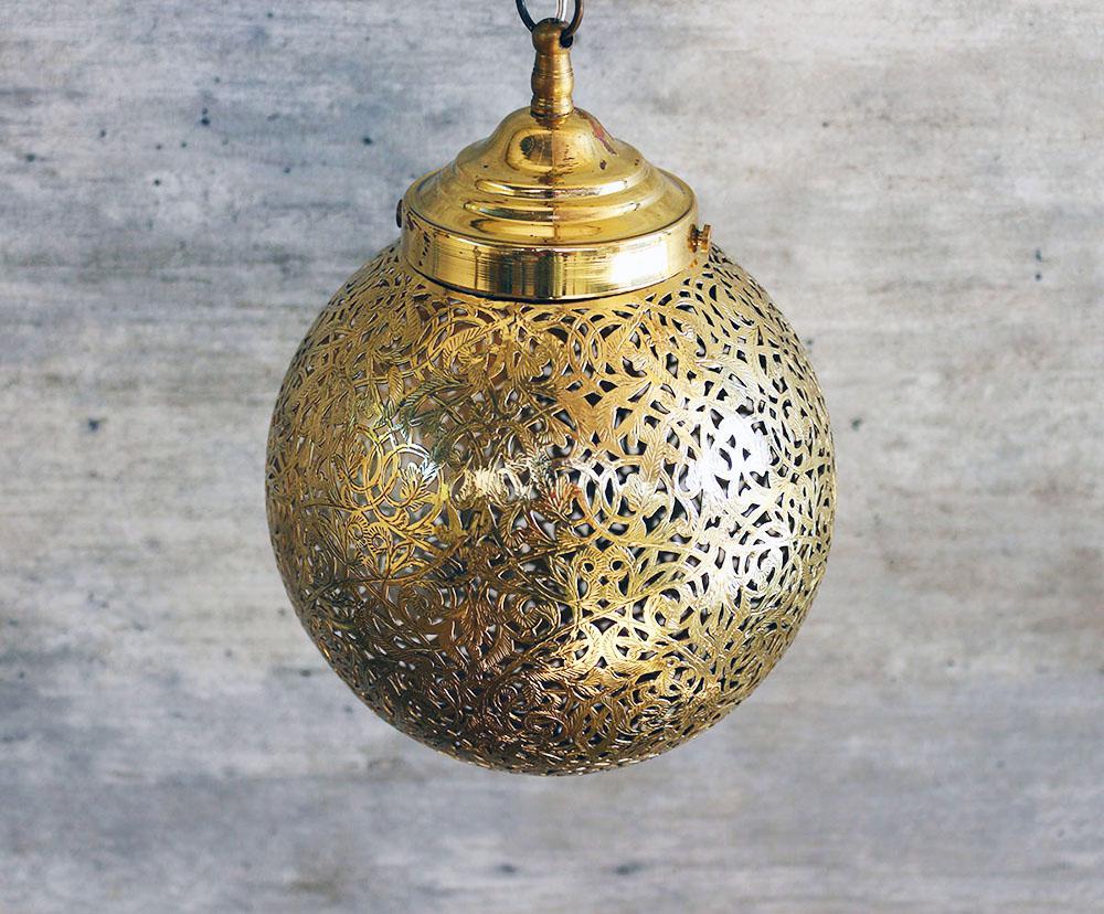 Luminária Teto Árabe Berbere BT1O-L