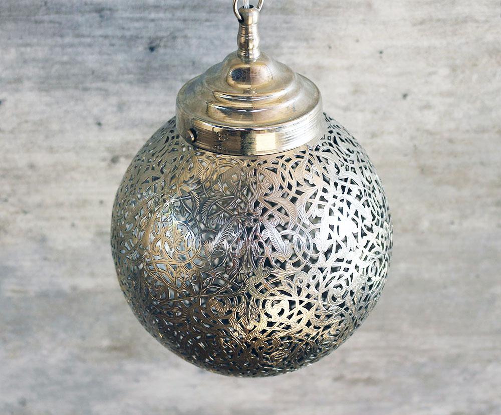 Luminária Teto Árabe Berbere BT1P-L