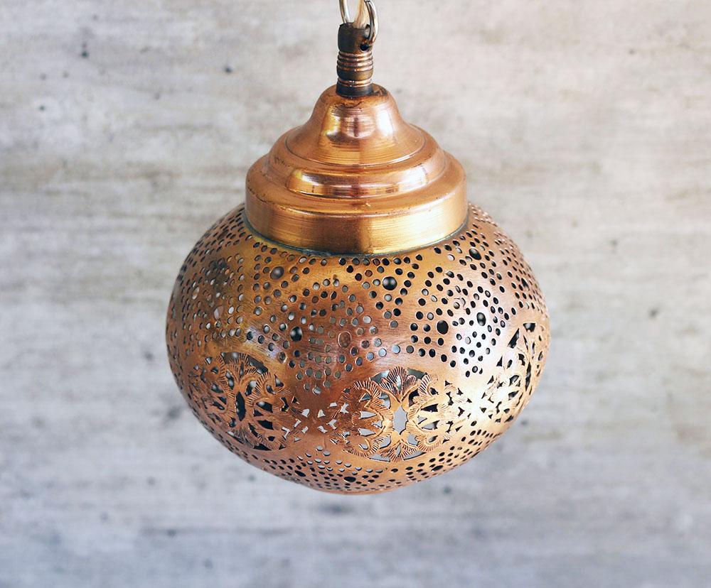 Luminária Teto Árabe Berbere BVM1B-L