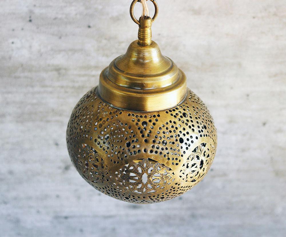 Luminária Teto Árabe Berbere BVM1O