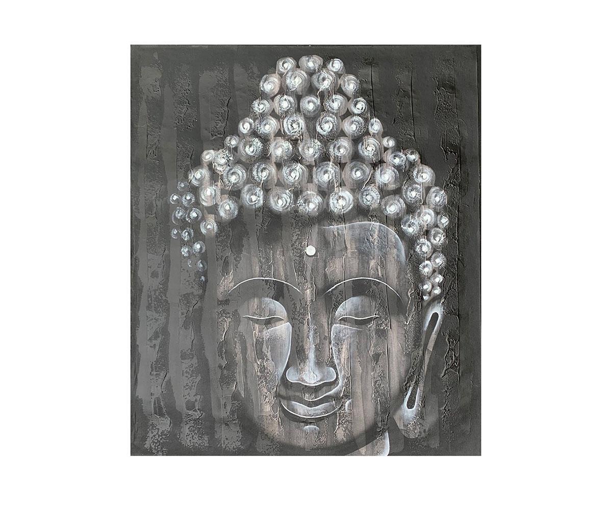 Quadro Buda Busto BBG606 120x100CM