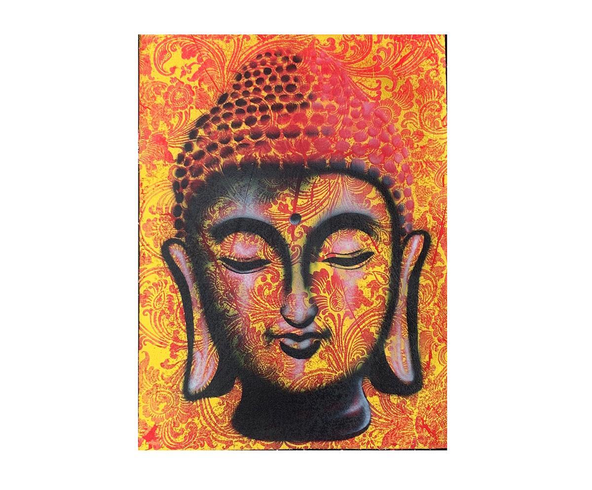 Quadro Buda Busto BBM709 80x60CM