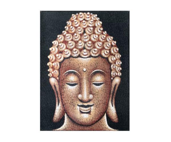 Quadro Buda Busto BBM808-L 80x60CM