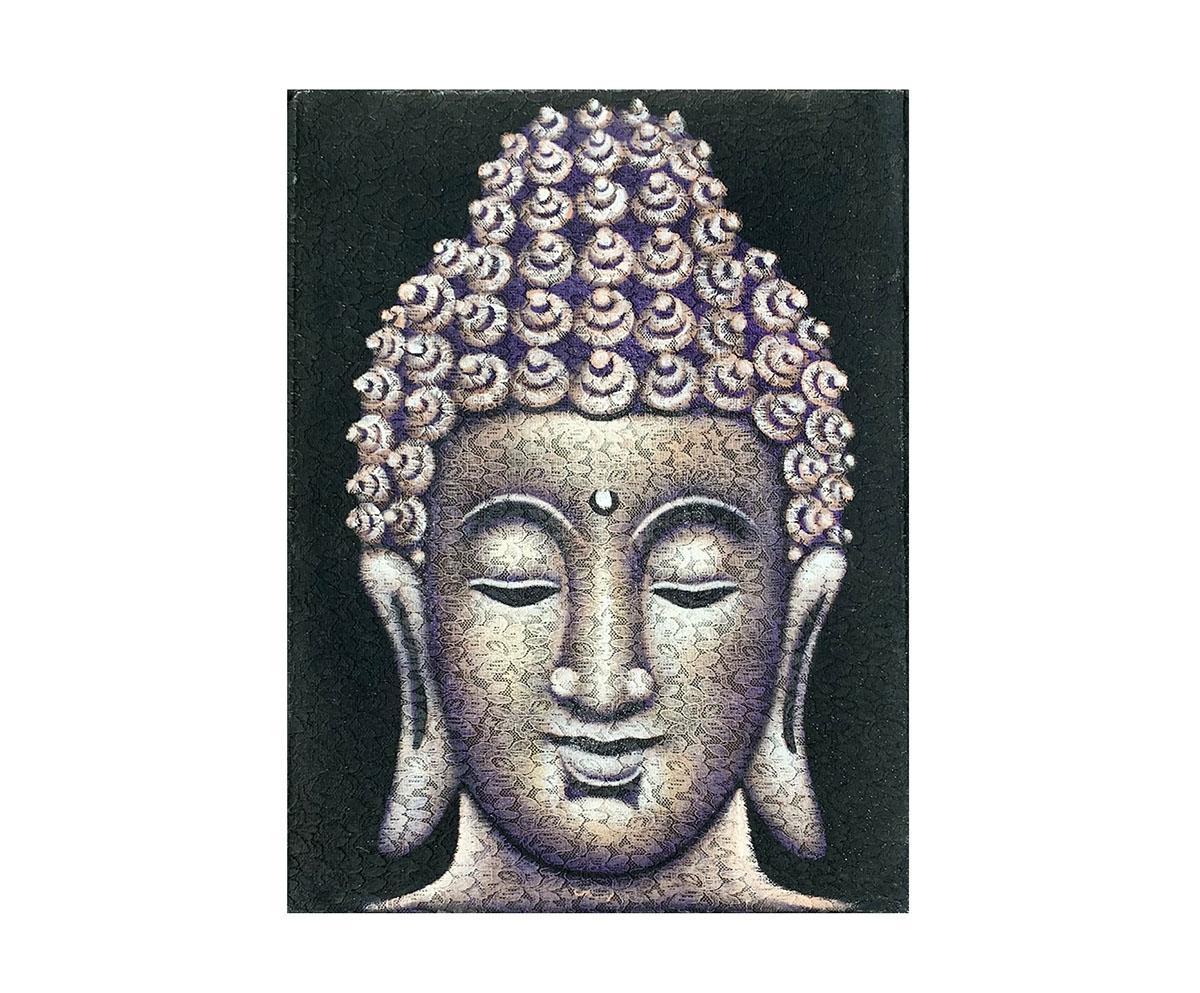 Quadro Buda Busto BBM909-L 80x60CM