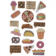 Adesivo La Petites 3D - Sorvete/ Count The Memories No The Calories