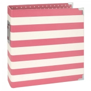 Álbum Snap  Simples Stories -   6x8 SN@P! Binder Pink