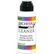 Archival Ink Stamp Cleaner - Limpador de Carimbos