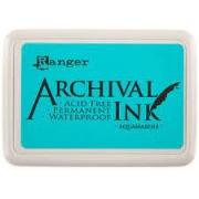 Carimbeira Archival Ink - Aquamarine