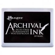 Carimbeira Archival Ink - Jet Black