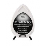 Carimbeira Memento Dew Drop - Tuxedo Black