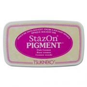 Carimbeira StazOn Pigment Tsukineko - Pink Cosmos