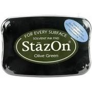 Carimbeira StazOn Tsukineko - Olive Green