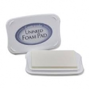 Create a Color- Uninked Foam Pad- Tsukineko- Crie uma Cor