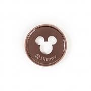 Discos Metálicos Medios Disney Mickey Cobre - The Happy Planner - 11 unidades