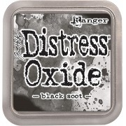 Distress Oxide - Tim Holtz - Black Soot