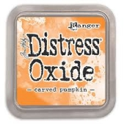 Distress Oxide - Tim Holtz -Carved Pumpkin