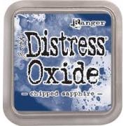 Distress Oxide - Tim Holtz -Chipped Sapphire
