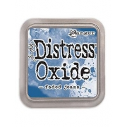 Distress Oxide - Tim Holtz - Faded Jeans