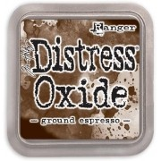 Distress Oxide - Tim Holtz - Ground Espresso
