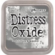 Distress Oxide - Tim Holtz - Hickory Smoke