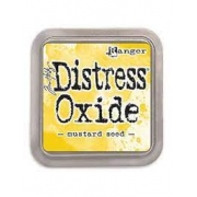 Distress Oxide - Tim Holtz - Mustard Seed (Amarelo)