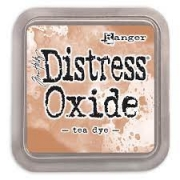 Distress Oxide - Tim Holtz -Tea Dye