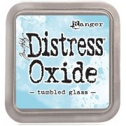 Distress Oxide - Tim Holtz - Tumbled Glass