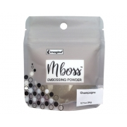 Embossing Powder - Mboss - Pó de Emboss Champagne