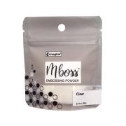 Embossing Powder - Mboss - Pó de Emboss Clear