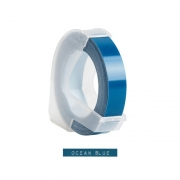 Fita Adesiva de Plastico para Rotuladora Dymo Azul