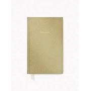 Kate Spade- Caderno Capa de Glitter- Dourado