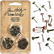 Long fasteners Tim Holtz- IDEA -OLOGY-99 un