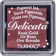 Mini Carimbeira Delicata - Rose Gold