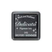 Mini Carimbeira Delicata - Silver Shimmer
