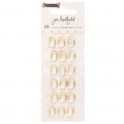 Mini Clips Gold  - Jen Hadfield