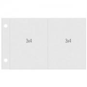 Plástico para Álbum Snap 3x4 3x4 Simple Stories - Pequeno Horizontal 10 Unidades