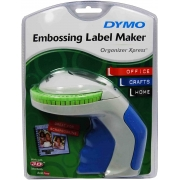 Rotuladora Dymo - Embossing Label Maker
