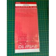 Stencils Pochoirs- Valentine's Day