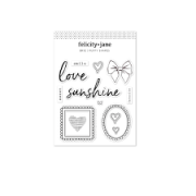 Stickers- Felicity Jane- Smile