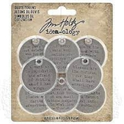 Tokens-Idea Ology Tim Holtz - Quote Tokens