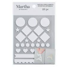Adesivo Decorativo Dupla Face Foam- Martha Stewart