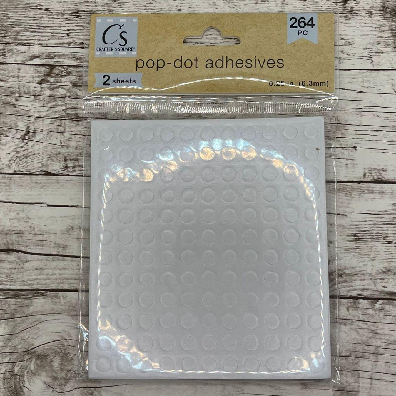 Adesivo Dots Redondos - Crafter's Square 264 Pcs