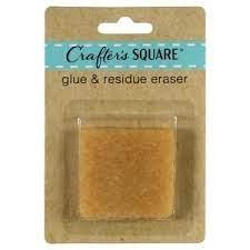 Borracha Para Remover Cola - Craftes Square
