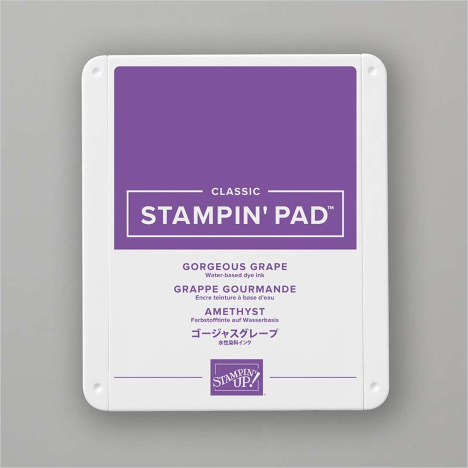 Carimbeira StampinUp - Gorgeous Grape