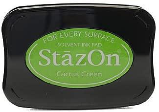 Carimbeira StazOn Tsukineko - Cactus Green - Verde