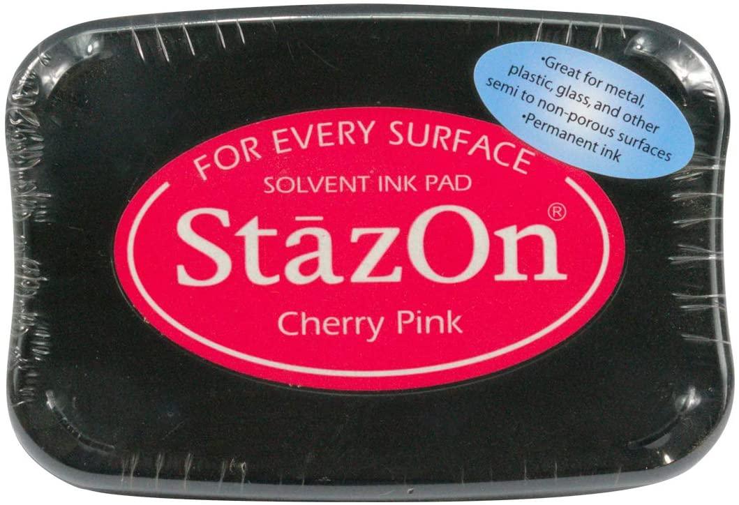 Carimbeira StazOn Tsukineko - Cherry Pink